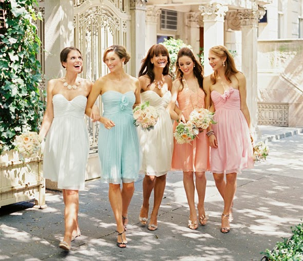 Bridesmaid Dresses for Your Wedding