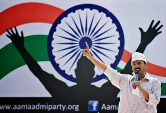 We Need Something New, And Now : Here's Why Giving The Aam Aadmi Party A Chance Is Worth It