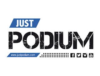 Prueba la tienda online Just Podium