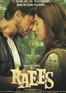 Download & Streaming Film Raees (2017) Bluray Subtitle Indonesia