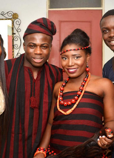 Photos - Nigerian Traditional Wedding Attires for Brides and Grooms 5