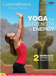 DVD Review - YOGA for Strength & Energy