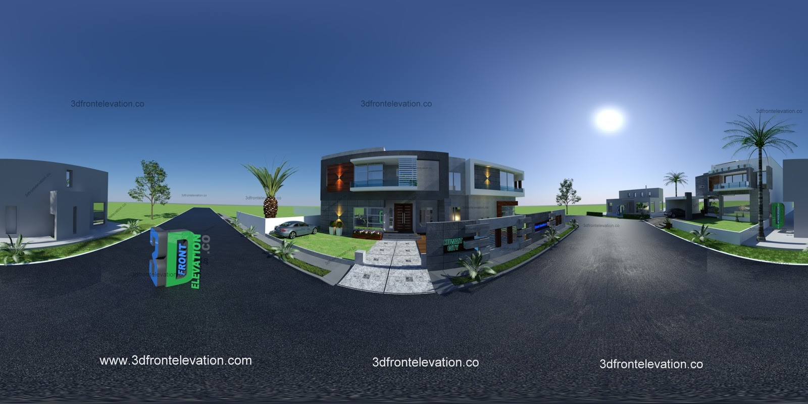 360 Degree House Plans Home Design And Style
