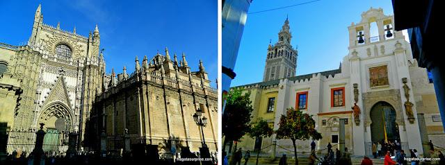Portais da Catedral de Sevilha