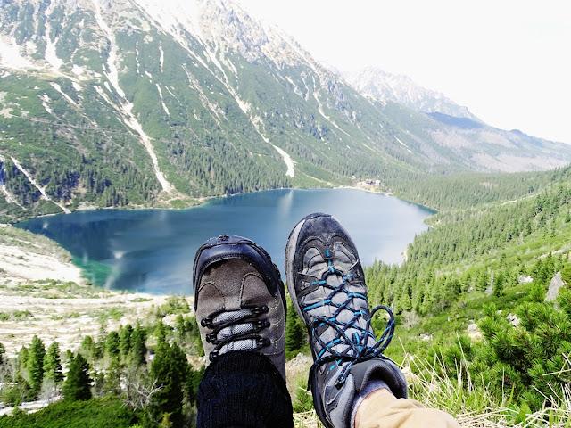 Proste szlaki w Tatrach