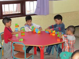 وزارة التربية الوطنية تقوم بتعزيز عملية تنزيل مشروع الارتقاء بالتعليم الأولي وتسريع وتيرة تعميمه