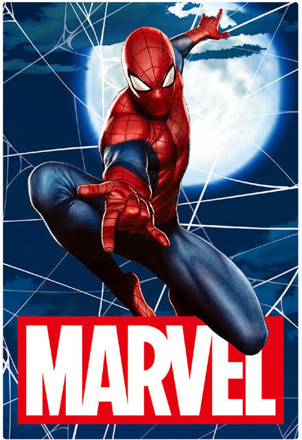 MARVEL Spiderman 3D Lenticular Card