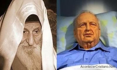 Profecia de Kaduri tras muerte de Ariel Sharon