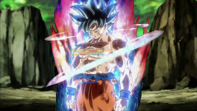 """Dragon Ball Super episodes 128 and 129 titles """" mastered ultra instinct """""""