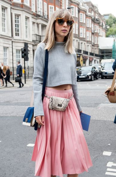 6 Unique Clothing Trends - fanny pack