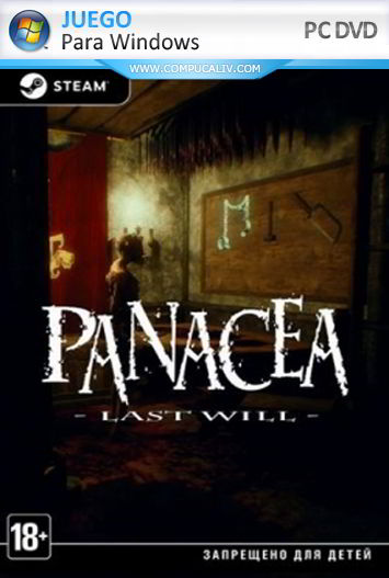 Panacea: Last Will Chapter 1 PC Full