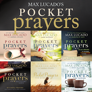 Pocket Prayers Series by Max Lucado