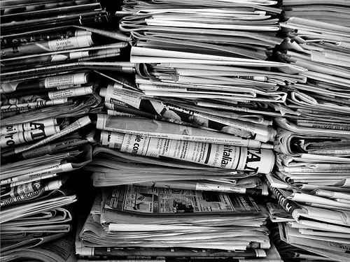 la stampa e la comunicazione