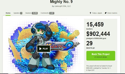 Mighty No. 9 will be coming to Game Boy Color.