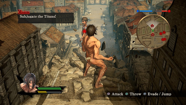 Attack on Titan 2 PC Game_4