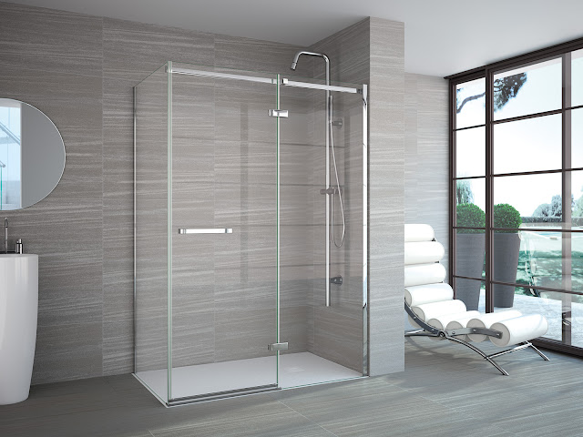 Glass Shower Doors & Shower Enclosures