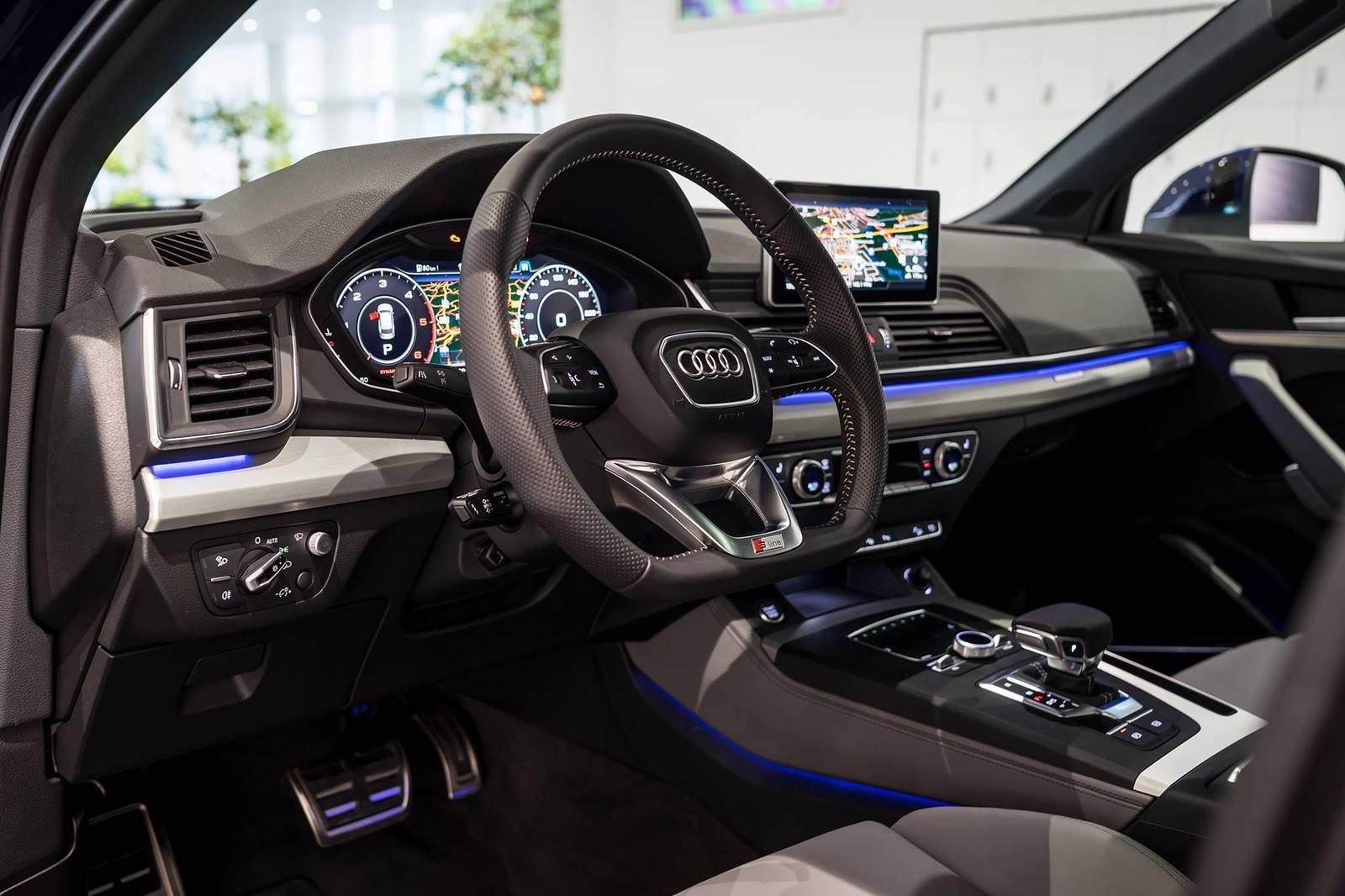 novo audi q5 2018 come a a ser vendido no brasil pre os car blog br. Black Bedroom Furniture Sets. Home Design Ideas