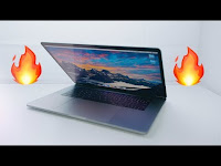 Hottes Laptop ! i9 Macbook Pro 2018