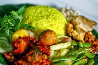 Resep Nasi Kuning Enak Gurih Spesial