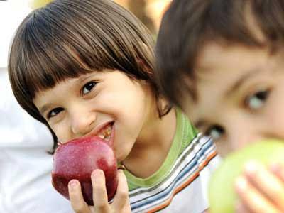cara mengajarkan hidup sehat kepada anak