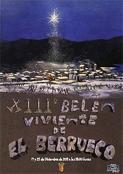 Belén viviente en El Berrueco 2011- 2012