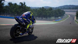 Moto GP 18 Wii U Wallpaper