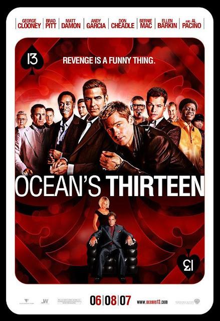 Ocean's Thirteen poster