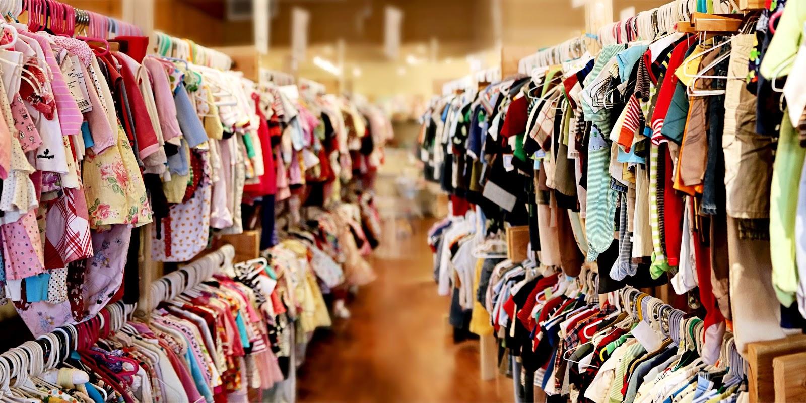 972b86a8411 Brechós infantis  as vantagens na compra e venda de usados para as crianças