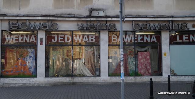 Warszawa Warsaw neony warszawskie światła