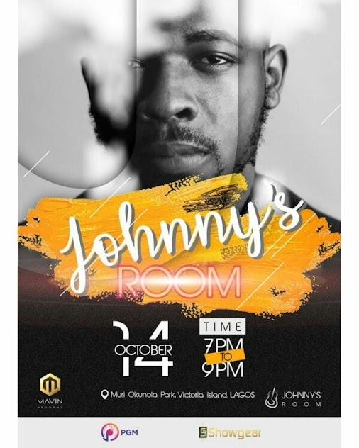 #JohnnysRoomLive