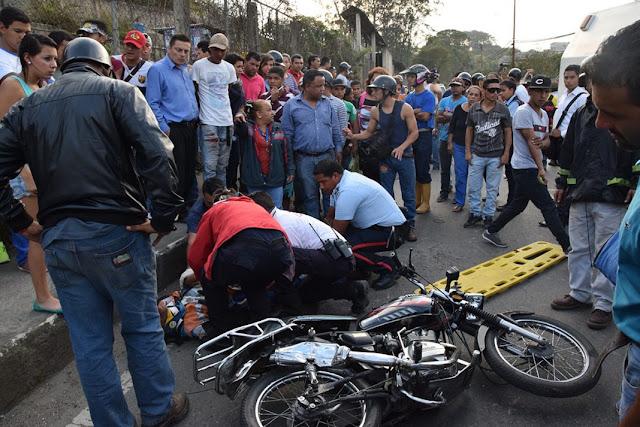 Asesinaron a un motorizado para robarle 10 kilos de carne