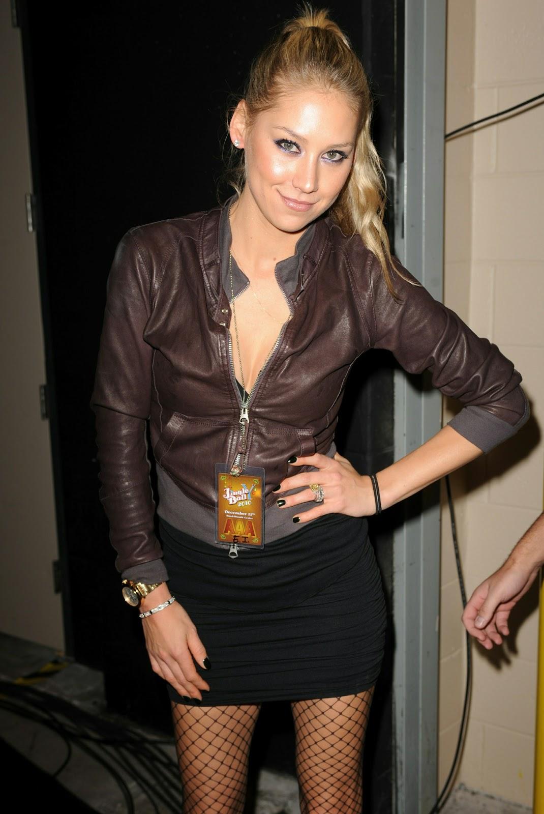 Nylon Celebrities: Anna Kournikova