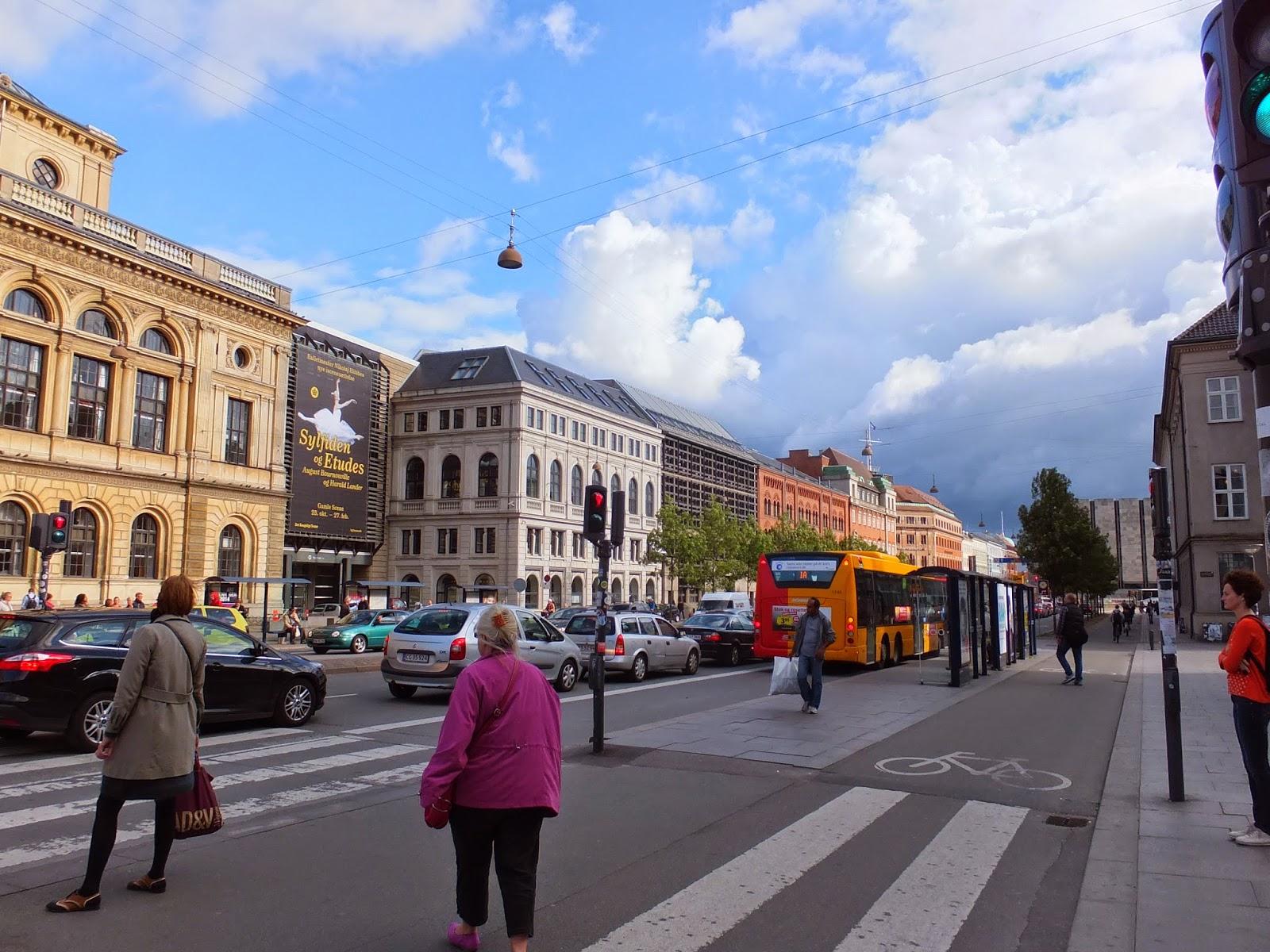copenhagen-road コペンハーゲンの街中5
