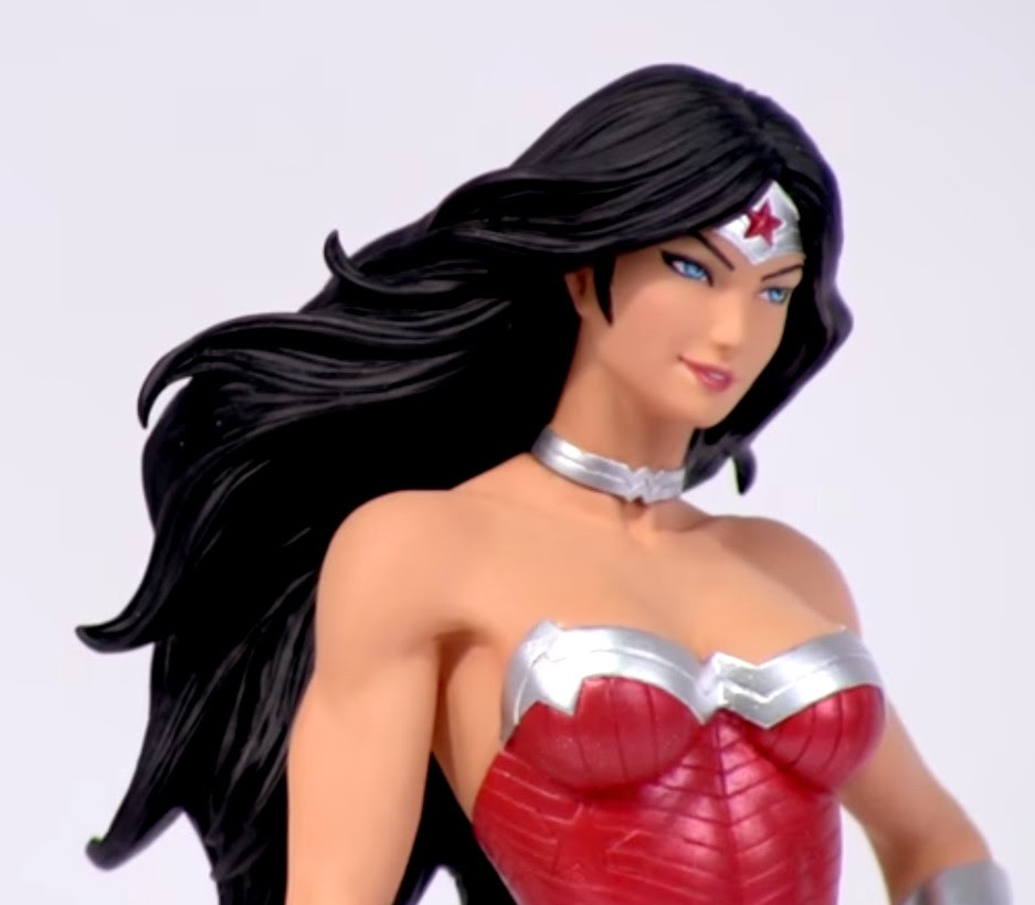 Wonder Woman della DC Collectibles