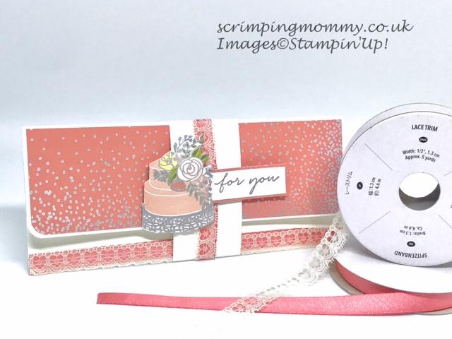 Scrimpingmommy Elegant Wedding Gift Wallet