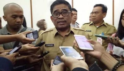 Plt. Gubernur DKI Jakarta Soni Sumarsono