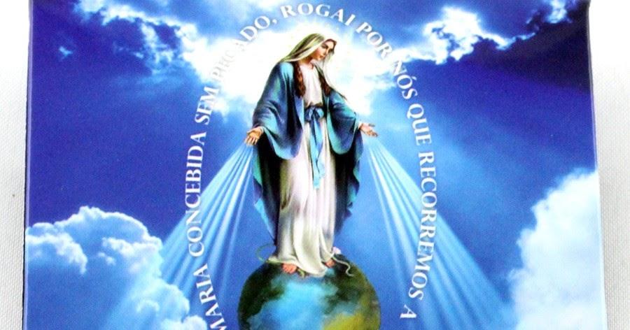 Deus Me Conforta: Oração A Nossa Senhora Das Graças