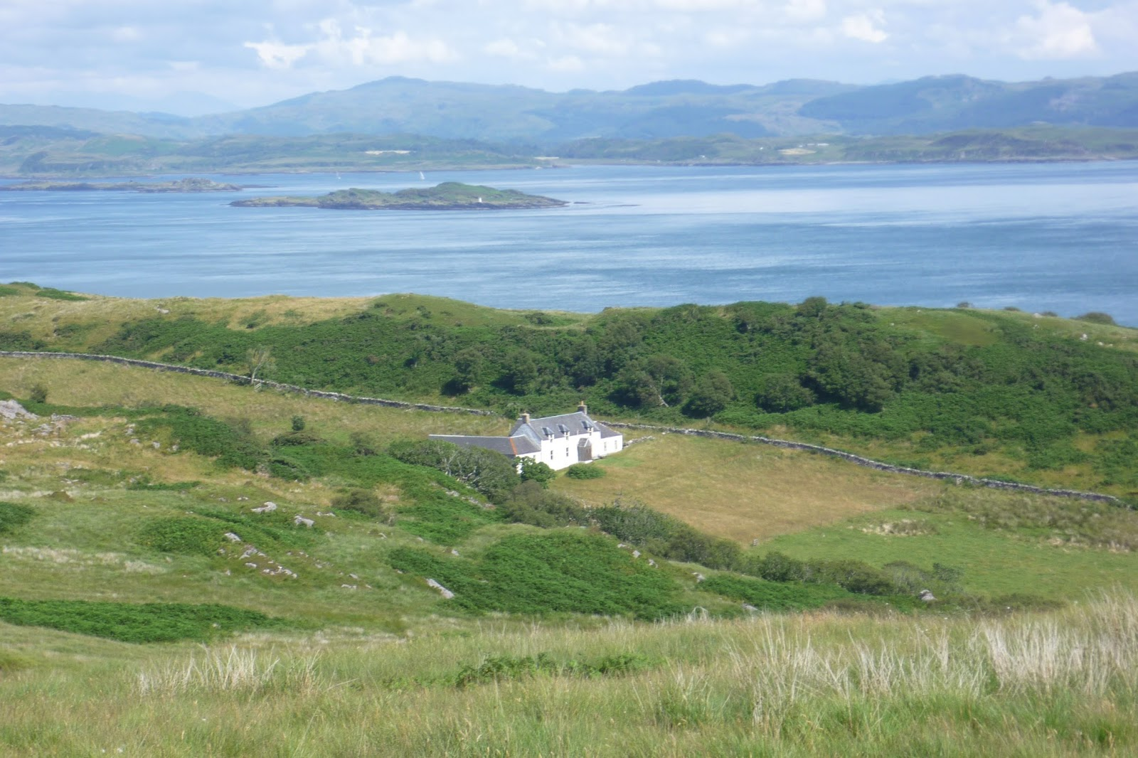 Notts and Bolts: Walking on Jura: Corryvrecken
