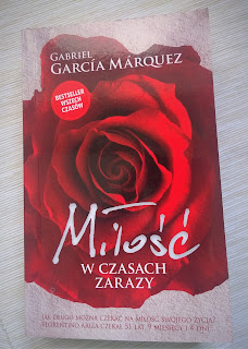 """Gabriel Garcia Marquez """"Miłość w czasach zarazy"""""""
