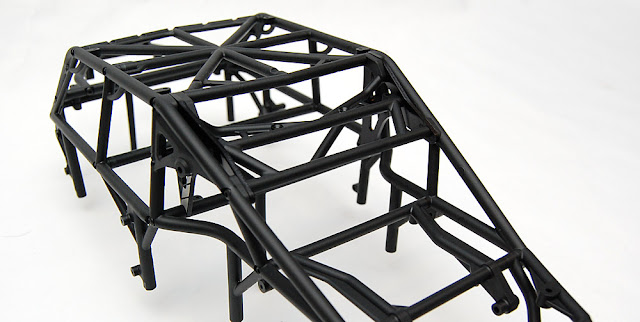 Axial Exo Terra roll cage