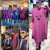 Banky W finally reacts to Ebuka's agbada outfit to his wedding