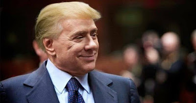 Presidente USA : Donald Trump