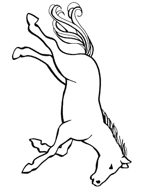 Horses Coloring Book  Is Coloring Page From Horses Coloring Booklet  Your Children Express Their Imagination When They Color The Horses Coloring  Book
