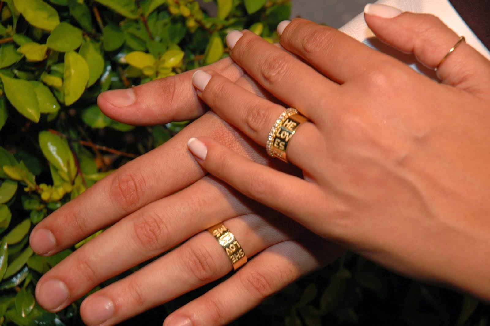 f7d9462d607eb Alianças de Noivado e Casamento Preços e fotos de - anel de noivado valor