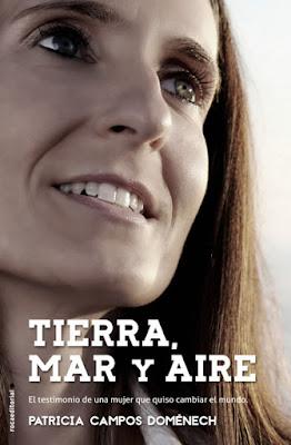 LIBRO - Tierra, mar y aire Patricia Campos Doménech (Roca - 16 Junio 2016) BIOGRAFIA | Edición papel & digital ebook kindle Comprar en Amazon España