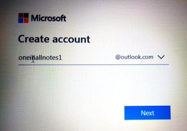 How to Create Account On Outlook