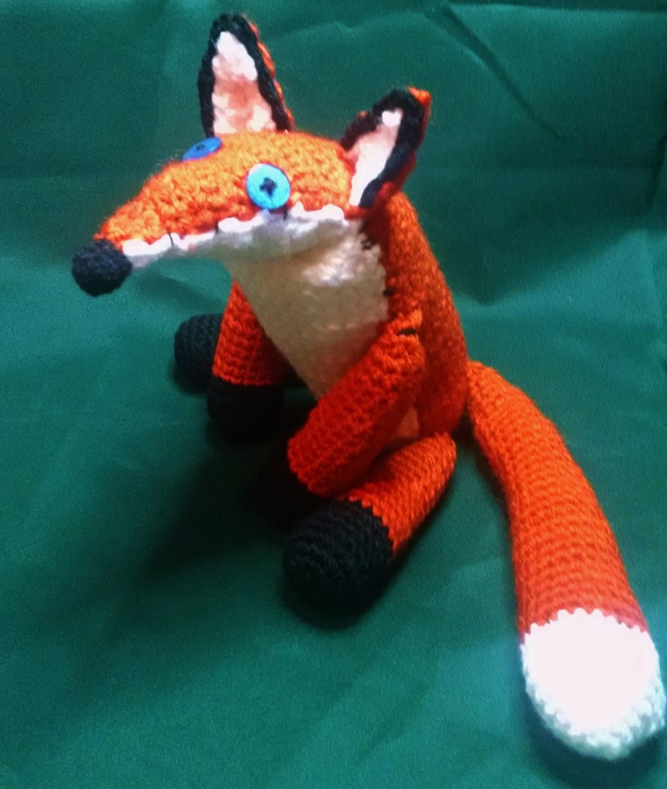 AMIGURUMIS,PUNTO DE CRUZ Y MUCHO MAS...: The Fox Little Princes ... | 1600x1353
