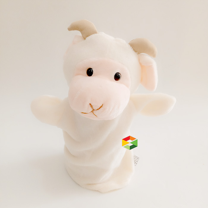 Boneka Tangan Domba