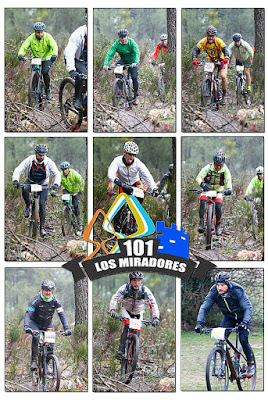 Ciclismo Aranjuez 101 Miradores
