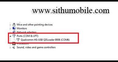 MMC Storage Mode 9006           QPST Software                       One Click